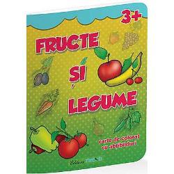 Fructe si legume 3 plus
