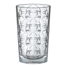 Vaza model Eclipse Bohemia din sticla cristalina cristalit  cristalin Inaltime 325 cm Fabricata in Cehia de Bohemia Crystalite