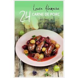 Aparuta la Editura Sian Books Retete cu carne de porc 24 de retete delicioase si usor de preparat face parte dintr-o serie de carti de gatit Cu o grafica deosebita si planse de prezentare atractive cartile aduc cititoarelor retete rapide si sanatoaseCartea cuprinde 24 de retete cu carne de porc usor de preparat de care cititoarele se pot folosi in diferite
