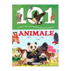 Apropie-te de lumea fascinanta a animalelor si afla toate detaliile despre fauna caracteristica fiecarui habitat Din savana africana pana in clima polara invata ce creaturi populeaza fiecare zona a planetei si care este modul lor de viata Descopera-le pe cele mai fioroase pe cele mai ciudate pe cele care trec neobservateAi toate datele pe care trebuie sa le cunoasca un iubitor al animalelor insotite de cele mai frumoase ilustratii si o multime de curiozitati