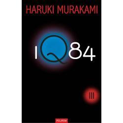 Mult-asteptatul volum 3 al trilogiei 1Q84 o carte in care Haruki Murakami ne promite sa dezlege enigmele lasate in suspans un roman in care magicul si oniricul sint lasate sa se manifeste cu naturalete si ingeniozitate  Raminem in 1Q84 sau exista totusi o portita inapoi catre 1984 Menit sa ofere un final povestii lui Tengo si a lui Aomame ultimul volum aduce o serie de complicatii narative  Desi continua cu acelasi suspans nebun din primele doua volume povestea trece acum intr-un