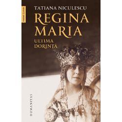 """""""Cum de curând s-au împlinit 140 de ani de la na&351;terea reginei Maria mi-am spus c&259; o carte despre povestea inimii ei ar fi cea mai potrivit&259; declara&539;ie a admira&539;iei &351;i iubirii mele fa&539;&259; de aceast&259; des&259;vâr&351;it&259; românc&259; englezoaic&259; mare regin&259; &351;i cuceritoare scriitoare De ce a cerut regina ca inima s&259;-i fie înmormântat&259; în alt loc decât trupul Care"""