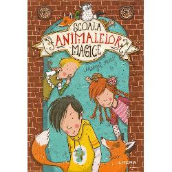 Aceasta scoala ascunde un secretCine are noroc isi va gasi aici cel mai bun prieten care exista pe lume Un animal magic Un animal care poate sa vorbeasca Cu conditia sa fie al tauNou-venita in scoala Ida nu se simte deloc in largul ei Totusi la scurt timp dupa ce invatatoarea ei Miss Cornfield le povesteste despre Magic Pet un magazin cu animale magice Ida il primeste pe Rabbat un vulpoi gata oricand sa-i sara in ajutor Si Benni este