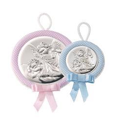 Icoana Patut Fetite Ingerul Pazitor 65×65cm RozDimensiuni 65×65x2cmCutie de cadou inclusaPachetul contine doar icoana roz Icoana albastra nu este inclusa