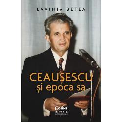 """La trei decenii de la pr&259;bu&537;irea regimului comunist volumul Ceau&537;escu &537;i epoca sa surprinde caracteristicile esen&539;iale ale comunismului românesc urm&259;rind traseul existen&539;ial al tân&259;rului din Scornice&537;ti – plecat în lume cu gândul de a fi """"noul Stalin al României"""" a&537;a cum sus&539;ine legenda – încheiat într-o zi sfânt&259; în Cr&259;ciunul lui 1989 Ce"""