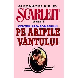 """Actiunea din romanul """"Pe aripile vantului"""" continuata in primele doua volume din Scarlett nu inceteaza sa-l captiveze pe cititorDupa ce Rhett Butler a parasit-o Scarlett primeste alte lovituri din partea lui divortul si casatoria cu o alta femeieCurand ea hotaraste sa evadeze din societatea sudista americana guvernata de precepte rigide ajungand in blanda tara a bunicilor paterni unde se simte in largul sauAici da"""
