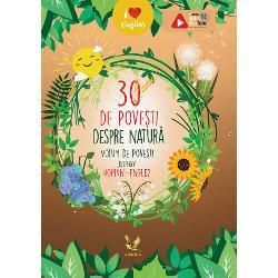 Este unul din volumele seriei de povesti bilingv român-englez care va continua în acest an cu 30 de pove&537;ti despre natur&259; Un minunat volum de povesti bilingv roman-englez care ii introduce pe copii in lumea povestilor dar ii ajuta si la aprofundarea limbii engleze