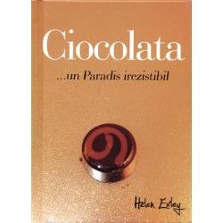 Toata lumea iubeste mirosul si textura ciocolatei cand se topeste Aceasta carte este o adevarata terapie - pentru autorasfat sau un cadou special