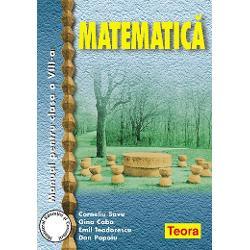 Matematica 8 Savu