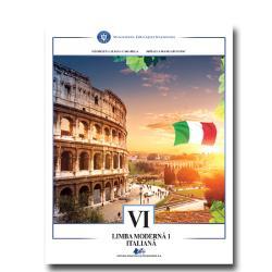 LIMBA MODERN&258; 1 ITALIAN&258;-Manual pentru clasa a VI-aAutor GEORGETA LILIANA CARABELA MIHAELA MANEA BUSUIOCISBN 978-606-31-0710-8Editura Didactic&259; &351;i Pedagogic&259;Pagini 120Format 210x295
