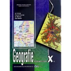Manual geografie clasa a X a editia 2019