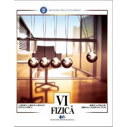 Manual fizica clasa a VI a editia 2020 BostanEdituraDidactica si Pedagogica