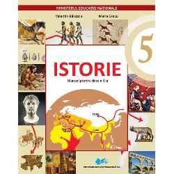 Manual istorie clasa a V a editia 2021Didactica si Pedagogica