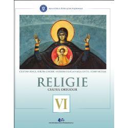 Manual religie clasa a VI a cultul ortodox editia 2021 BengaEditura Didactica si Pedagogica