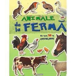 Cu aceasta carte vei pasi in frumoasa lume a animalelor de la ferma