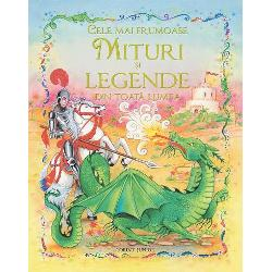 AceastD&3; adevD&3;ratD&3; comoarD&3; conEine cele mai preEioase mituri legende E&31;i poveE&31;ti istorii pline de tâlc despre originea lucrurilor aventuri extraordinare E&31;i întâmplD&3;ri magice cu eroi neînfricaEiToate acestea sunt povestite pe înEelesul celor mici E&31;i însoEite de ilustraEii superbe care îi vor introduce pe copii în lumea fantasticD&3; a lecturii