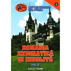 Plecând de la ideea formulat&259; de Pavel Coru&355; cu mult timp înainte oferim publicului cititor un bogat material despre locuri din România înc&259;rcate de mister &351;isau insolit