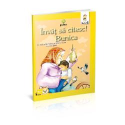 """Basmul""""Bunica"""" într-un format special pentru cititorii încep&259;tori care abia acum exerseaz&259; lectura fluent&259;"""