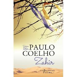 Zahir romanul lui Paulo Coelho este povestea unui scriitor care descopera ca avand totul e posibil sa nu-ti mai ramana nimic Protagonistul cartii este un romancier rasfatat de soarta si de public Traieste in inima Parisului sub lumina reflectoarelor Dar Esther sotia lui ziarista si corespondenta de razboi dispare intr-o fosta republica sovietica Rapire Asasinat Nimic din toate