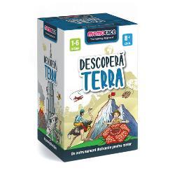 Memorace – Descopera TerraSeria educativa MemoRace este destinata pentru unul sau mai multi jucatori atat copii cat &537;i parinti punand în fata acestora numeroase informatii de cultura generala din diferite domenii Totodata cu ajutorul provocarilor jocul antreneaza dezvoltarea deductiei logice a memoriei &537;i a atentiei toate acestea într-un mod interactiv &537;i distractivRegulile jocului sunt foarte simple… trage un