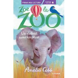Lui Zoe îi place foarte mult s&259; locuiasc&259; în gr&259;dina zoologic&259; a unchiului s&259;u pentru c&259; acolo se petrec întotdeauna lucruri interesante Iar ea poate VORBI cu animalelePrima mea lectur&259;este o colec&539;ie special creat&259; pentru a-i ghida pas cu pas pe pre&537;colari &537;i pe &537;colari în aventura cititului Formatul accesibil textele ilustrate &537;i adaptate la nivelul de