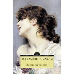 """""""Destinul literar al lui Alexandre Dumas-fiul este în mod neîndoios legat de apari&355;ia în 1848 a romanului s&259;uDama cu camelii Aceast&259; oper&259; autobiografic&259; i-a adus scriitorului recunoa&351;terea valorii &351;i chiar gloria atât sub forma romanului cât &351;i sub forma dramei jucat&259; cu un succes r&259;sun&259;tor în 1852p"""