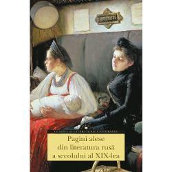 Pagini alese din literatura rusaa secolului al XIX lea