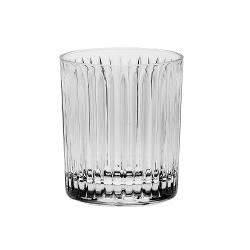 Set 6 pahare Whisky model Skyline din cristal autentic de Bohemia Volum pahar 320 ml