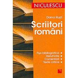 Scriitori romani reeditare