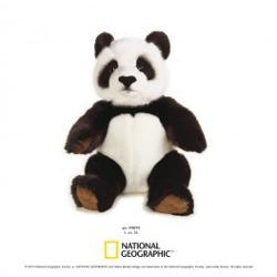 Jucarie din plus National Geographic Urs Panda 26 cmCompleteaza colectia ta de animale salbatice cu acesturs pandadin plus cu blanita moale si pufoasa Copii pot afla mai multe lucruri interesante despre acest mamifere de marime medieÎn pu&539;inele popula&539;ii cu efectiv redus ce