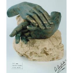 Statueta impreuna 24x19x19cm 144
