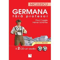 Germana fara profesor 2CD