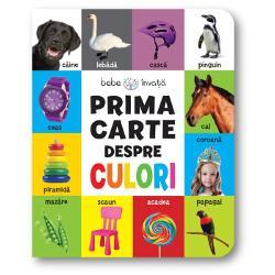 Ghidul p&259;rin&539;ilorCuvinte noi &537;i imagini extraordinare – aceast&259; carte con&539;ine combina&539;ia ideal&259; pentru a dezvolta vocabularul copilului t&259;u în timp ce micu&539;ul înva&539;&259; despre culori vehicule obiecte folositoare animale &537;i activit&259;&539;i de zi cu zi