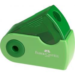 O ascutitoare simpla de calitate cu container pentru reziduuriSurub de sigurantaPentru creioane clasice triunghiulare sau creioane coloratePretul afisat este per bucata