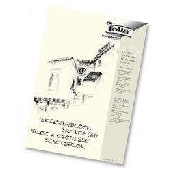Blocul pentru schite Folia contine 50coli de format A3 cu hartie de 120 gr