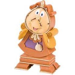 Figurina Ceasul Cogsworth imagine librarie clb