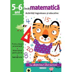 Activitati ingenioase si educative - Matematica 5-6ani