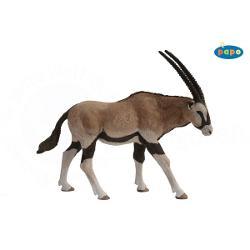 Figurina Papo-Antilopa OryxJucarie educationala realizata manual excelent pictata si poate fi colectionata de catre copii sau adaugata la seturile de joaca cum ar fi animale salbaticeetcp stylebackground-color f8f8f8; margin-top 05em; margin-bottom 05em; padding-left