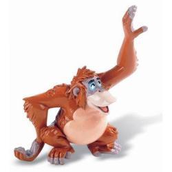 Figurina jucarie reprezentand personajul din desene animate King Louie     Detalii foarte asemanatoare cu cele reale    Figurina