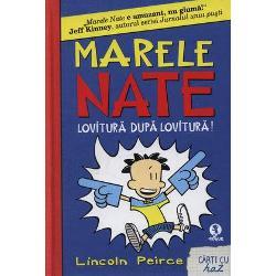 Marele Nate chiar ii va intrece pe toti   Dar nu va fi usor Gina rivala sa de nedepasit e pe urmele lui si ar putea sa-i strice planurile Va invinge oare Nate Va primi sau nu nota de trecere Sau va sfarsi in sala de detentie DIN NOU   Pentru fanii seriei Jurnalul unui pusti iata-l pe Marele Nate geniu - in viziunea sa - si cu siguranta elevul certat  cu profii