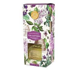 MDW Deodorant de camera Liliac and Violets HFD286Mirosul subtil al difuzorului nostru de parfum întâmpin&259; oaspe&539;ii &537;i îmbun&259;t&259;&539;e&537;te starea de spirit a camerei Opt betisoare din lemn &537;i decantor de sticl&259; elegant sunt ambalate într-o cutie de fereastr&259; pentru o vizualizare u&537;oar&259;Ulei de parfum 77 fl Oz  230