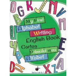 My First Alphabet Writing English Book