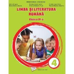 Manual limba si literatura romana clasa a IV a