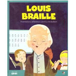 Superputerile sale au fost dorin&539;a incredibil&259;&160;de a supravie&539;ui sim&539;ul tactil foarte dezvoltat&160;&537;i o bun&259;&160;doz&259;&160;de talent Datorit&259;&160;lor a inventat alfabetul Braille care a permis persoanelor nev&259;z&259;toare asemenea lui s&259;&160;citeasc&259;&160;cu mai mult&259;&160;u&537;urin&539;&259;&160;&537;i mai important s&259;&160;scrie La &238;nceput niciun profesor n-a crezut c&259;&160;alfabetul lui va