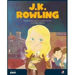 Tu cum te-ai sim&539;i dac&259; milioane de copii din &238;ntreaga lume te-ar &537;ti datorit&259; unor personaje n&259;scute din imagina&539;ia ta Ai crede c&259; e un vis Ei bine da &537;i eu am crezut asta fiindc&259; cele mai faimoase personaje fantastice ale mele Harry Potter &537;i colegii lui de la &537;coal&259; de magie Hogwarts au &238;nc&226;ntat cititori de pe toate continentele Numele meu este Joanne K Rowling prietenii &238;mi spun Jo &537;i sunt