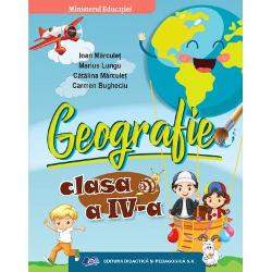 Manual geografie clasa a IV a Marculet
