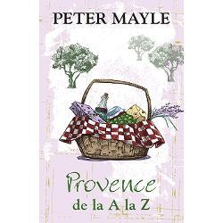 Acesta este dic&355;ionarul ultimativ pentru to&355;i cei pasiona&355;i de Provence selec&355;ia personal&259; a lui Peter Mayle de mânc&259;ruri obiceiuri &351;i cuvinte pe care le consider&259; cele mai fascinante stranii delicioase sau pur &351;i simplu cele mai amuzante De&351;i e organizat alfabetic aceasta nu este deloc o lucrare de referin&355;&259; În peste 170 de termeni Peter Mayle cunoscutul autor al romanului Un an în Provence scrie despre