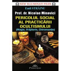 """In 1938 Prof dr Nicolae Minovici tragea un semnal de alarma oficial asupra """"Pericolului social al practicarii ocultismului"""" Dupa aproape un secol problema semnalata ramane de o actualitate infioratoare Actantii si-au schimbat doar """"hainele"""" La 100 si de ani de la asternerea lor pe hartie multe dintre articolele de presa ale lui M Eminescu par de o actualitate paradoxala Motiv pentru necunoscatori de a"""
