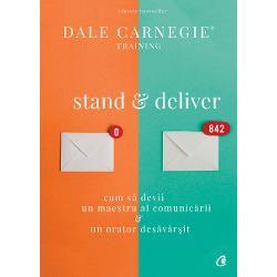 Unul dintre marii vizionari ai literaturii motiva&539;ionale Dale Carnegie a prev&259;zut cu o incredibil&259; limpezime importan&539;a pe care o va avea &238;n zilele noastre discursul public Sfaturile &537;i strategiile lui sunt adoptate de personalit&259;&539;i ale vie&539;ii publice de directori ai unor mari companii de arti&537;ti &537;i &238;n general de to&539;i cei care vor s&259; se afirme &238;ntr-un domeniu sau altulDac&259; vrei s&259;