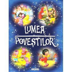 8 povesti clasice indragite de cei mici adaptate si repovestite • Bambi • Alba ca Zapada • Scufita Rosie • Motanul incaltat • Cei trei purcelusi • Peter Pan • Pinocchio • Tom Degetel